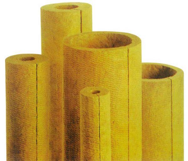 岩棉管产品